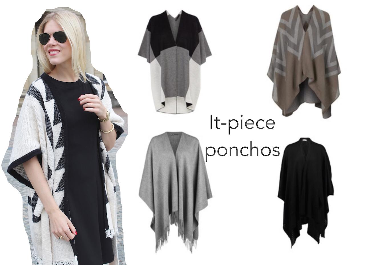 Monday inspiration: Poncho