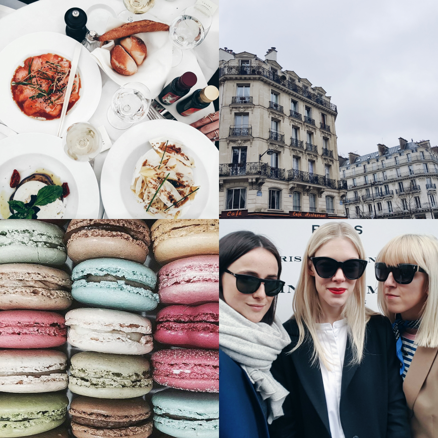 PARISIENNE FASHION – PARIS