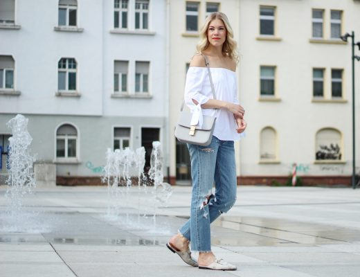 Zara-off-shoulder-top-gucci-slipper10