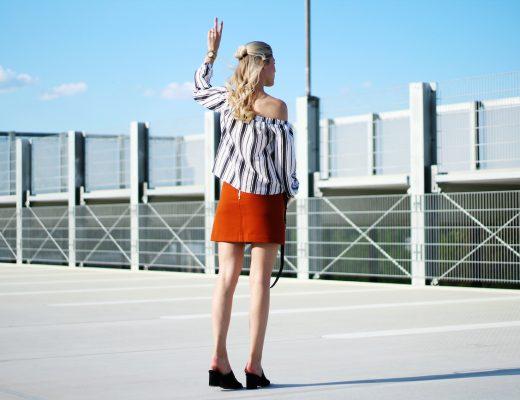 asos-off-shoulder-top-H&M-skirt-ZARA-mules
