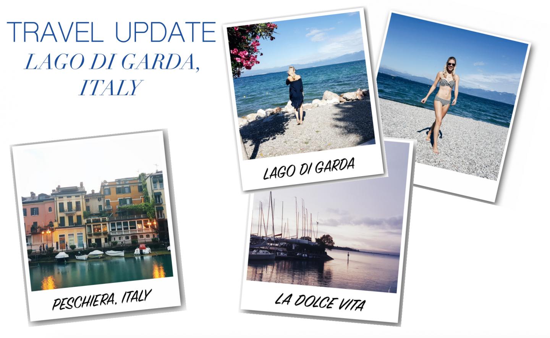 TRAVEL UPDATE – PESCHIERA, ITALY