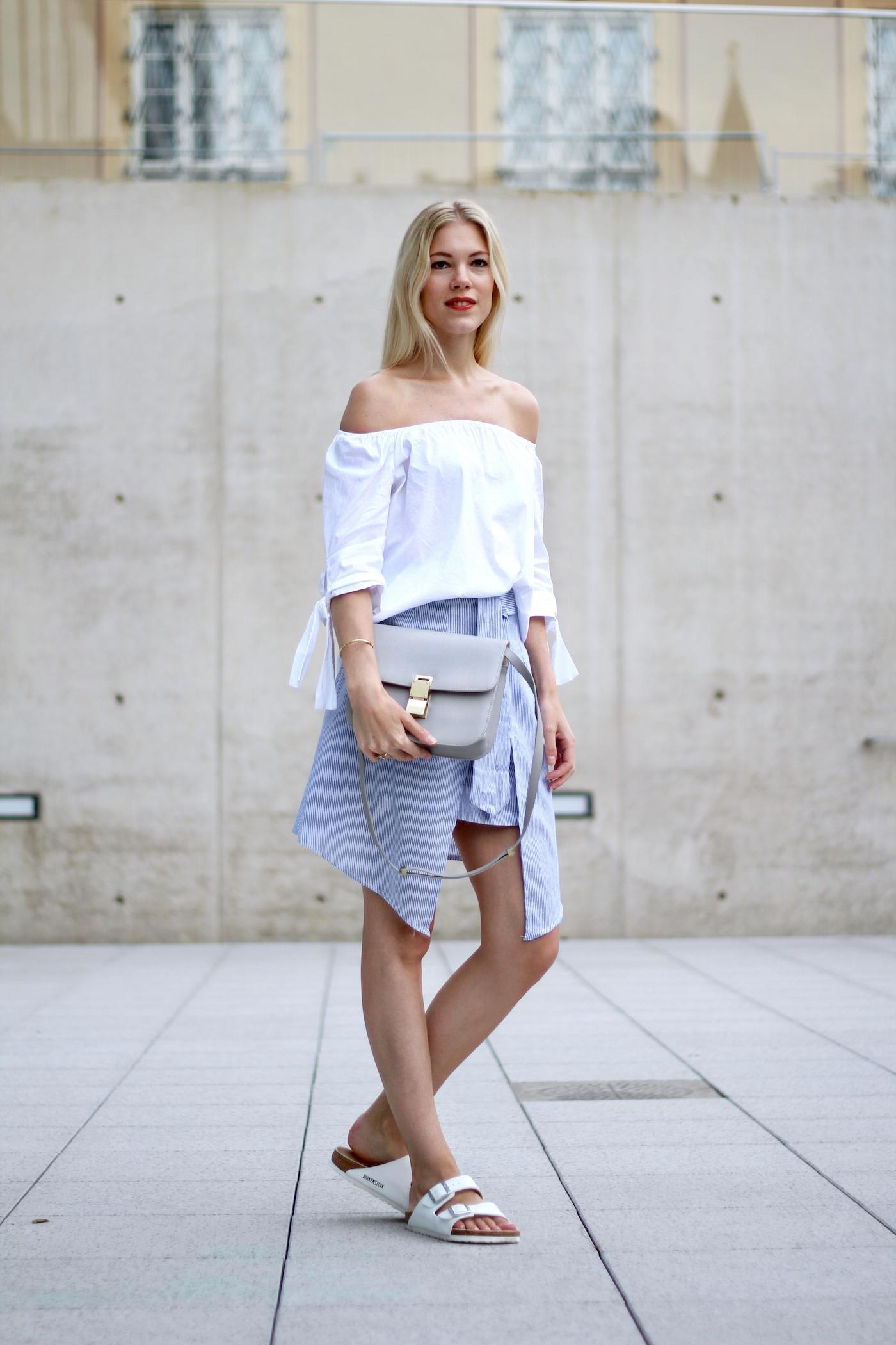 Zara_offshoulder_blouse_birkenstock