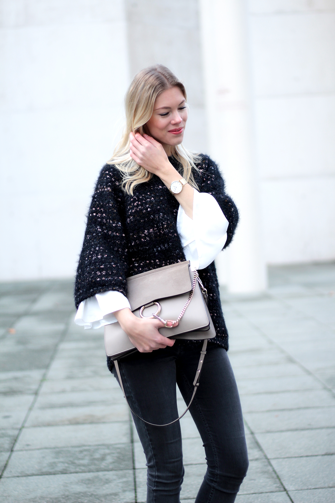 somehappyshoes_fashionblog_chloe_faye_grau_asos_pullover