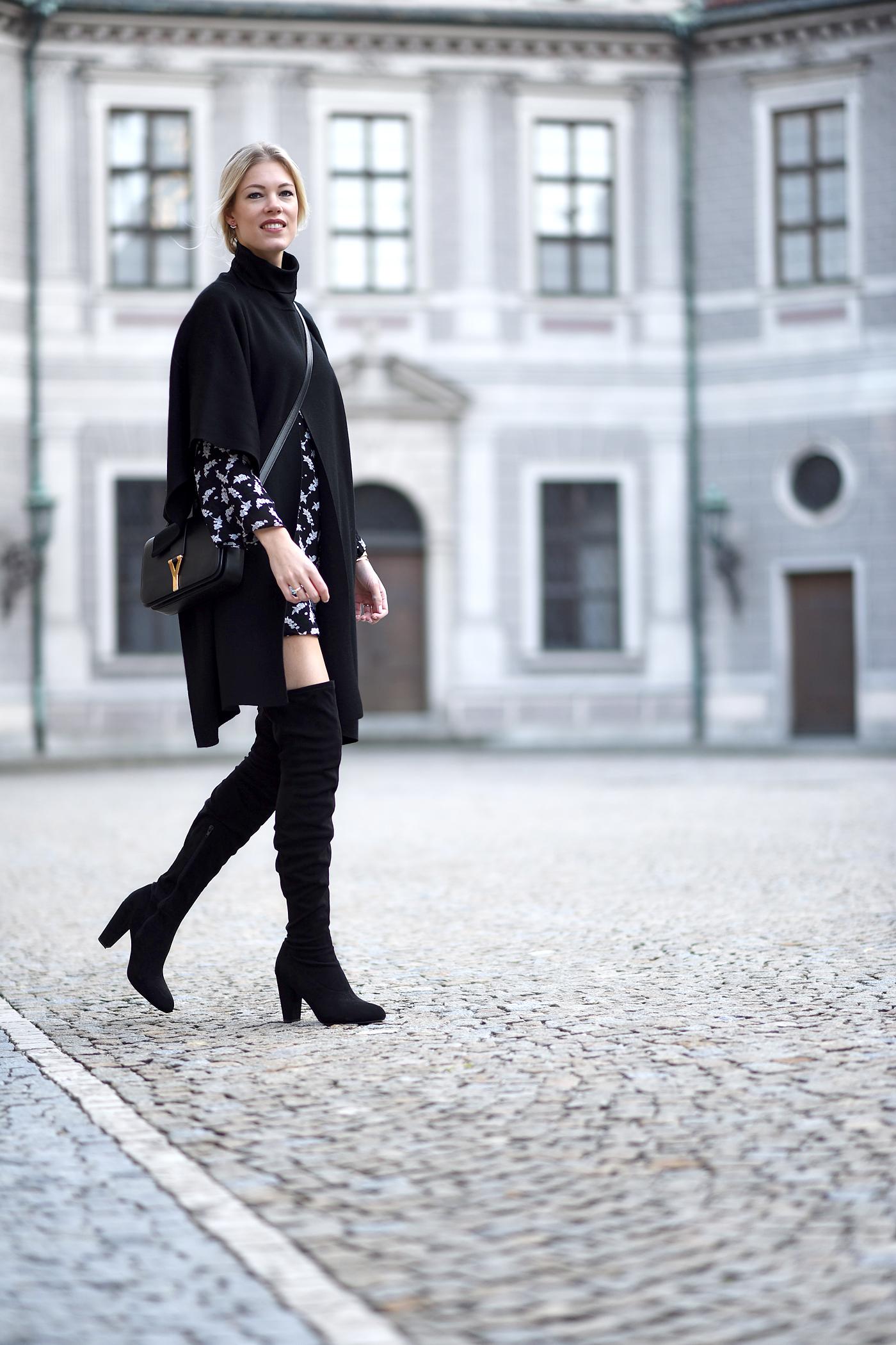 somehappyshoes_fashionblog_ganni_dress_overknees2