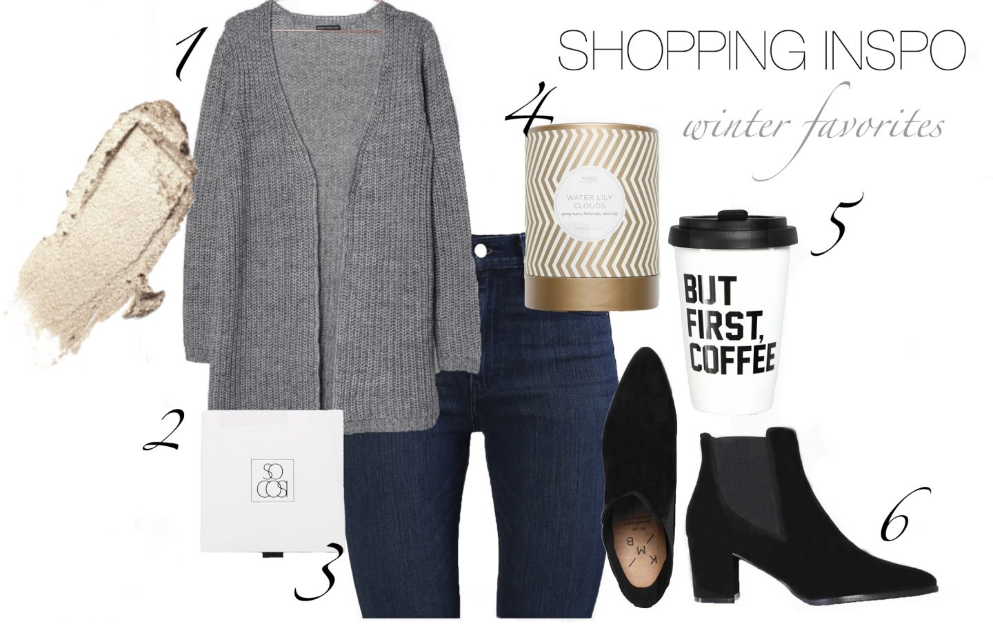 Editor's choice #11-Winter favorites