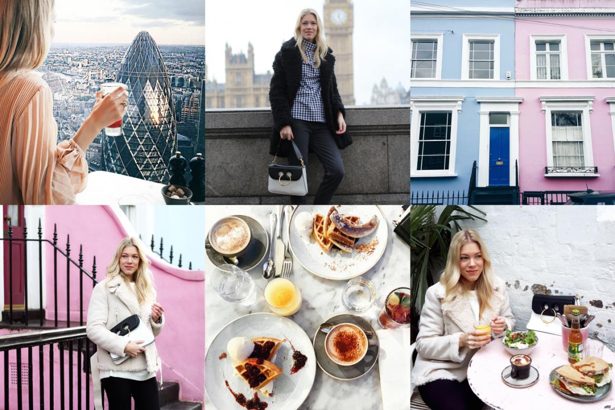 Most instagrammable spots in London, Traveltips