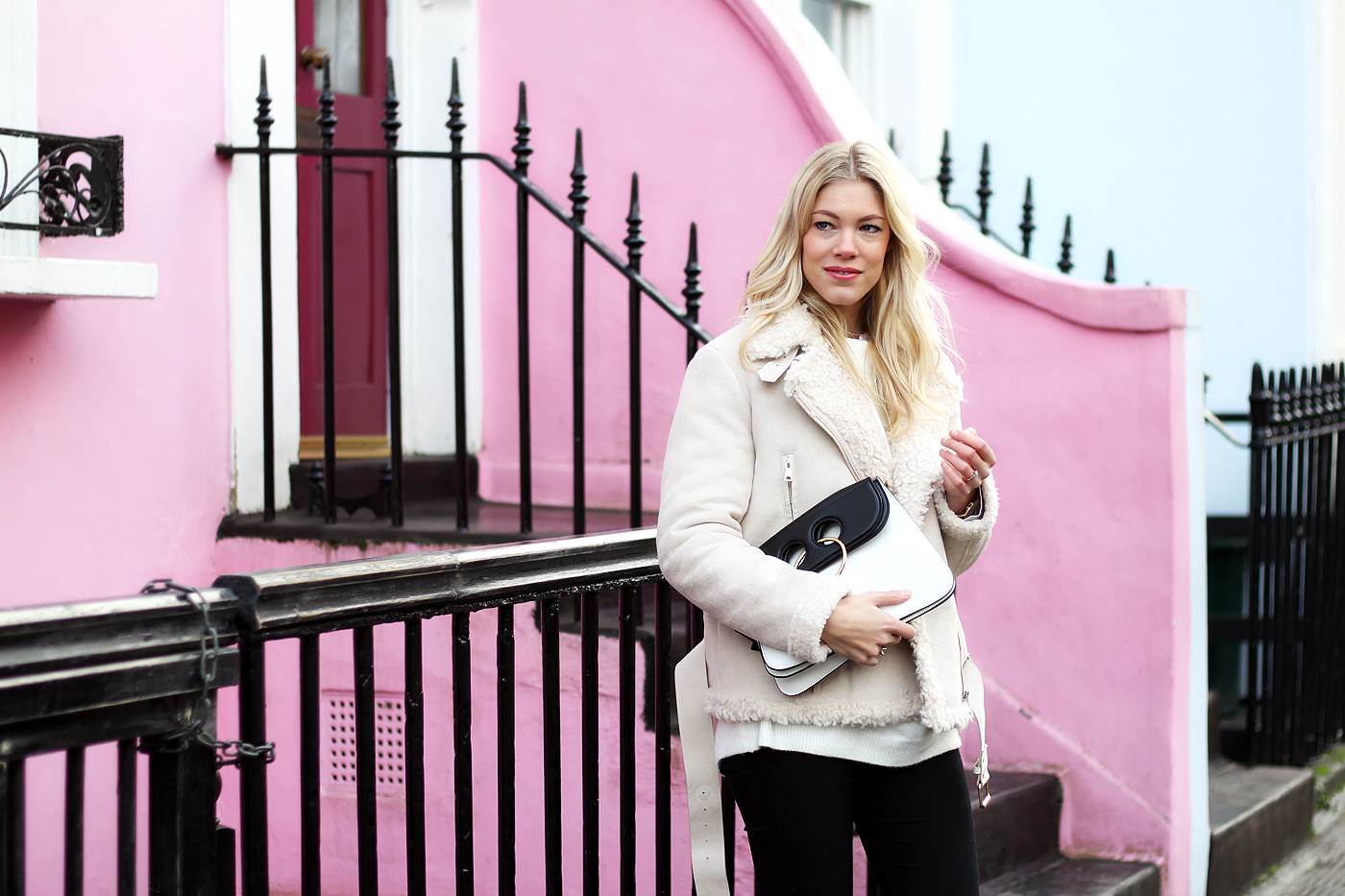How to style a biker jacket? – Notting Hill, London