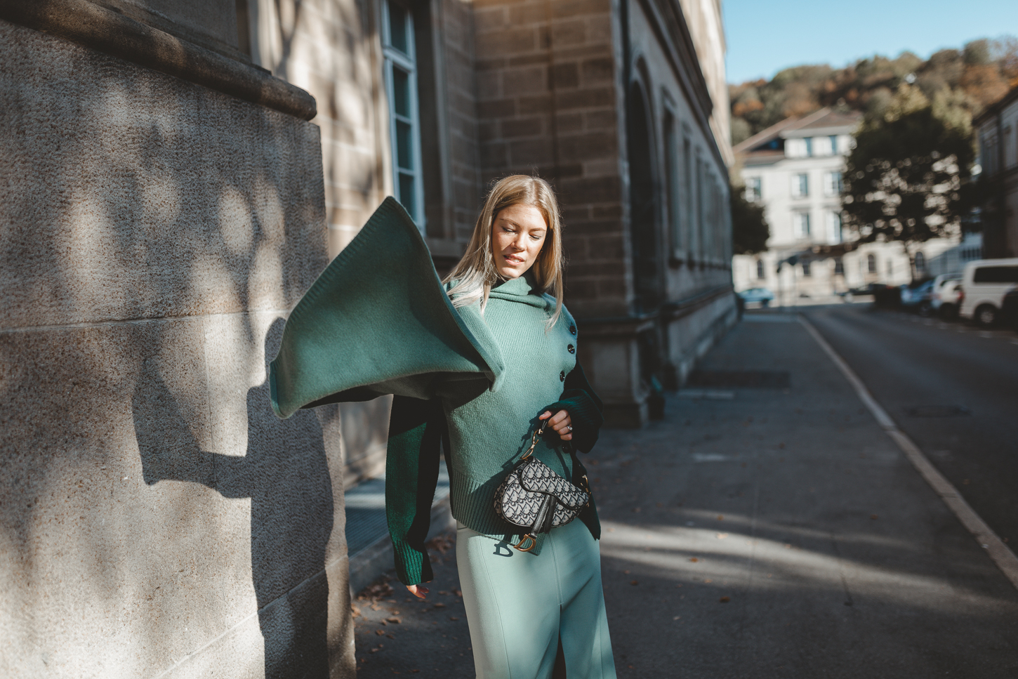 Quetzal Green- Trendfarbe Herbst '18 & ein Label to watch!